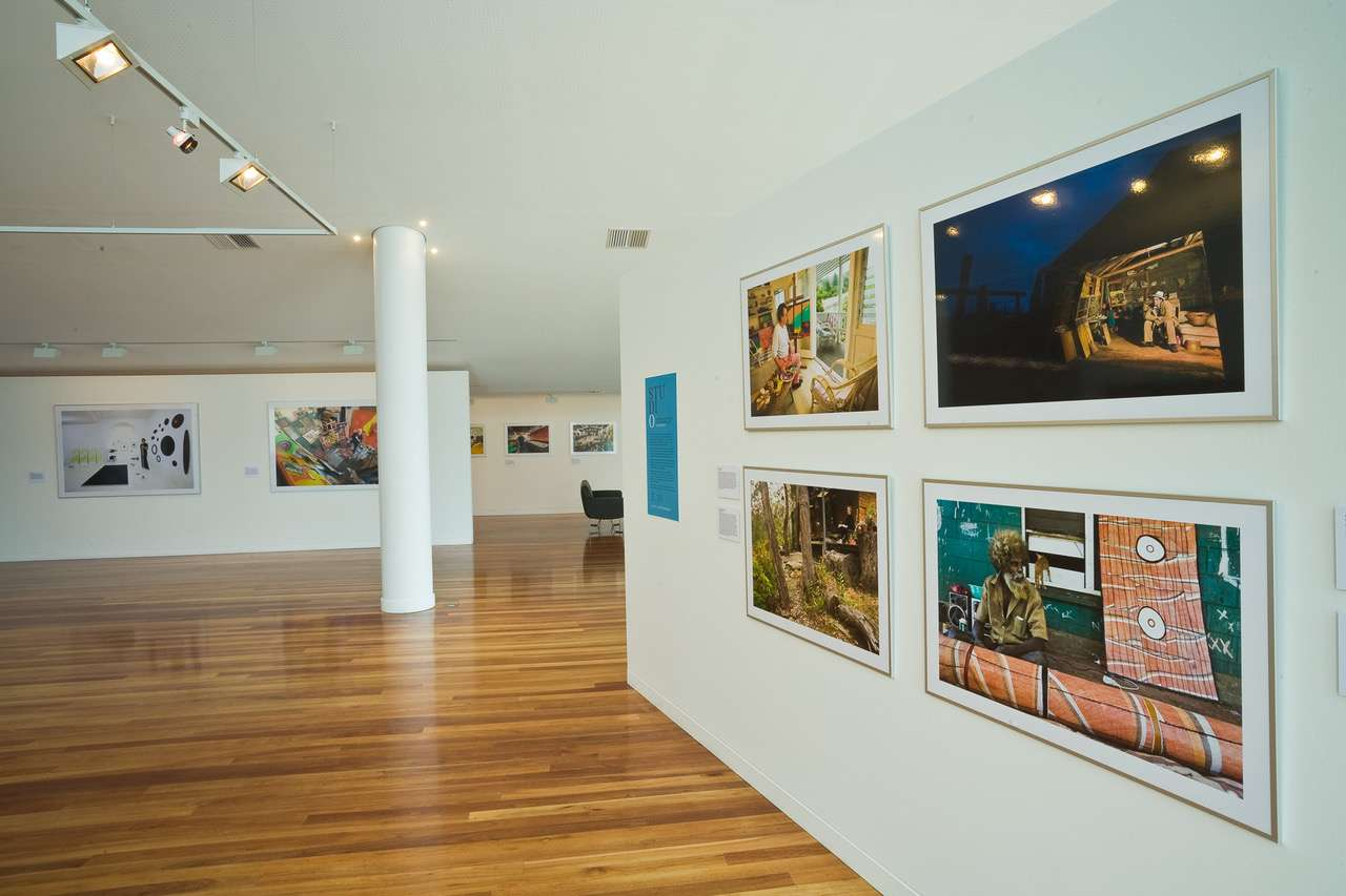 STUDIO Exhibition at the National Portrait Gallery